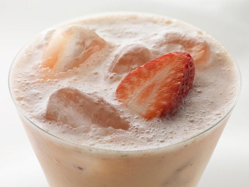 Fruity Tea Smoothie