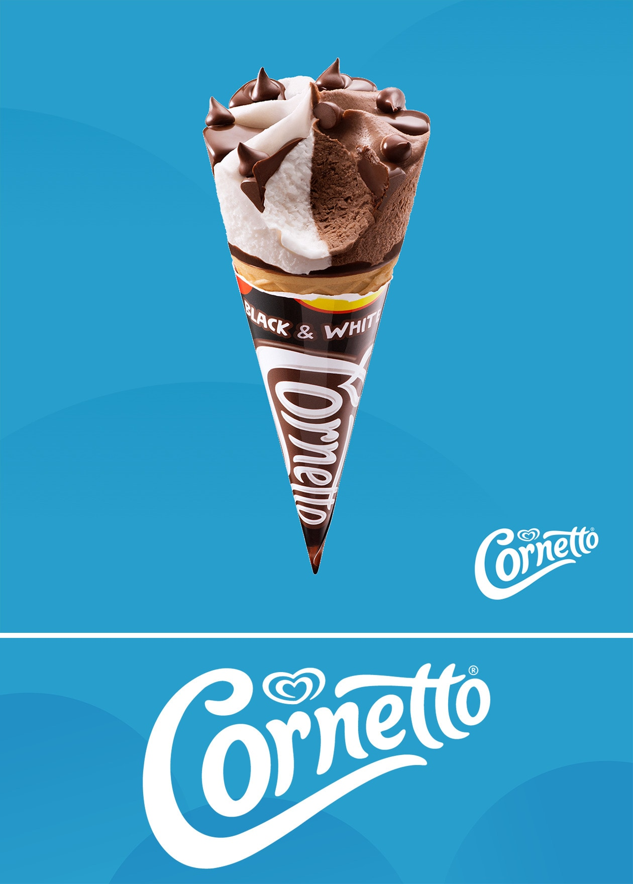 Cornetto Wall S Indonesia