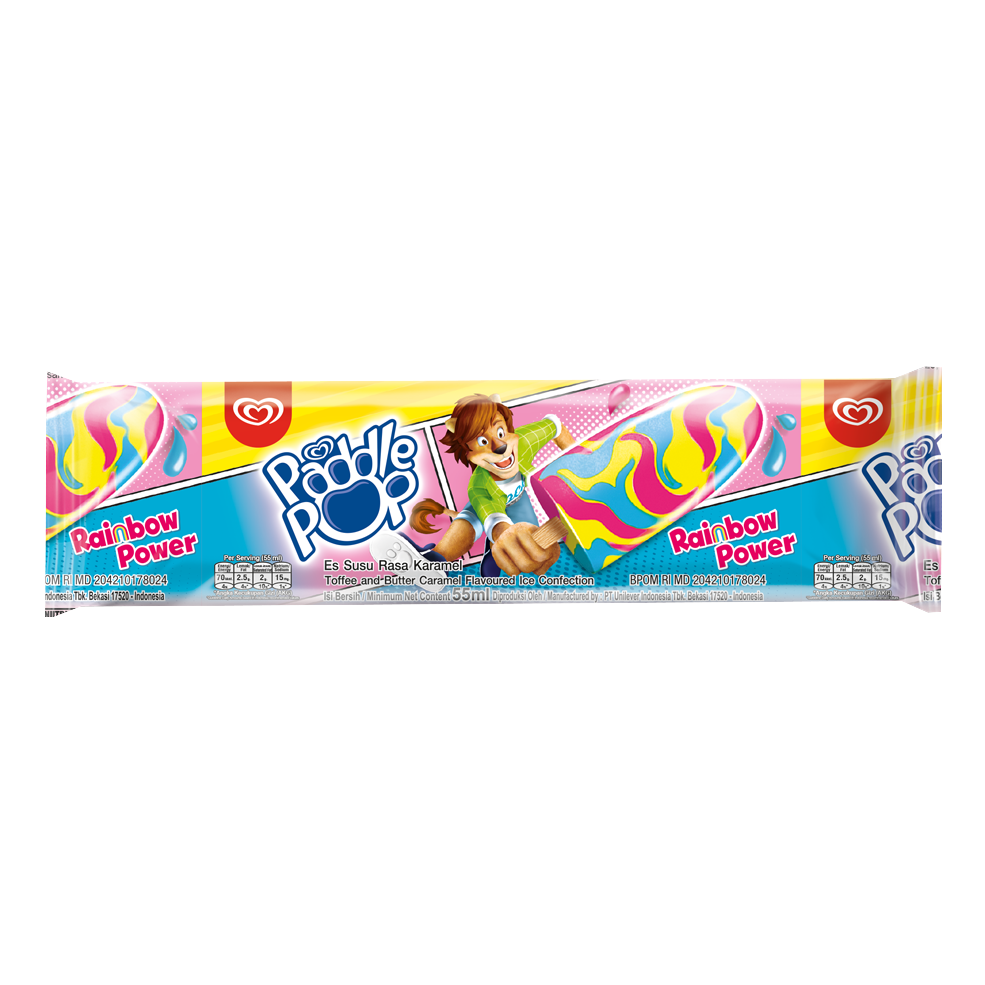 Paddle Pop Trico Wall S Indonesia